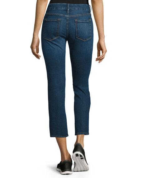 Frame Le Cropped Mini Boot Cut Jeans Remsen Neiman Marcus