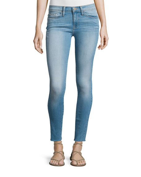 FRAME Le Skinny De Jeanne Ankle Jeans, Mira