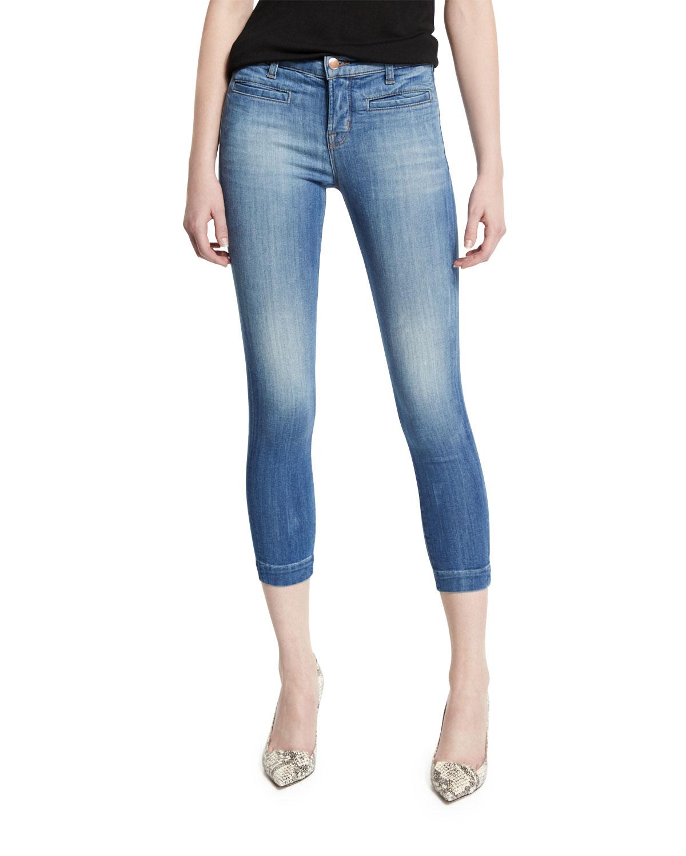 61e25a4129e4fc J Brand Jeans Skeyla Mid-Rise Super-Skinny Capri Jeans