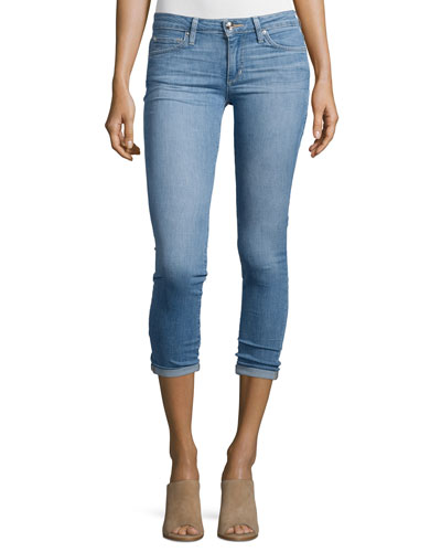The Vixen Super-Skinny Cropped Jeans, Mitzi