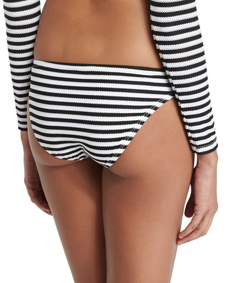 Neutra Striped Hipster Swim Bottom