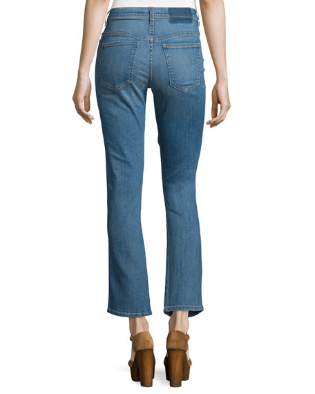 The Nerd Jean, True Blue Crease Wash