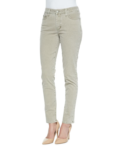 Alina Straight-Leg Jeans, Petite