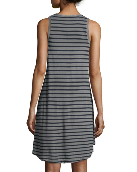 Sequoia Yarn Dye Stripe Dress