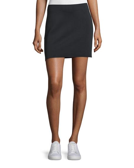 Scuba Mini Skirt