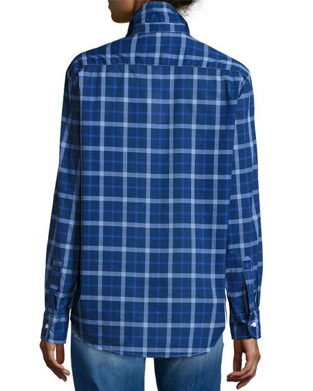 Eileen Limited Edition Plaid Shirt