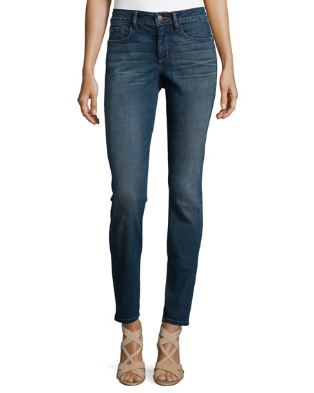 NYDJAmi Super Skinny Jeans, Oak Hill