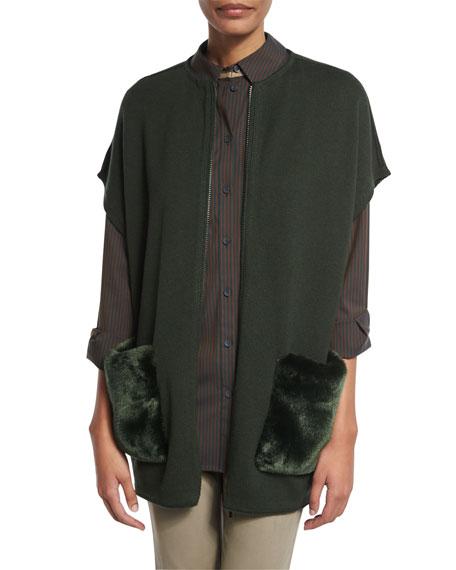 Lafayette 148 New York Vest, Blouse & Jeans