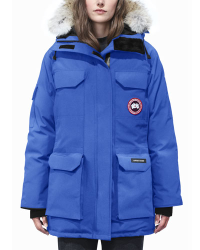 Canada Goose' down coat Canada Goose' 2015 red woman mixed material sale