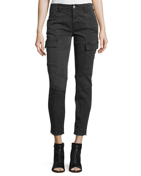 J Brand Jeans Houlihan Skinny Cargo Ankle Pants,
