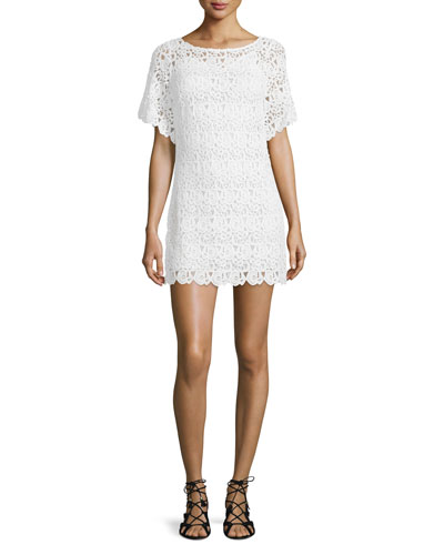 Grace Lace Coverup Dress
