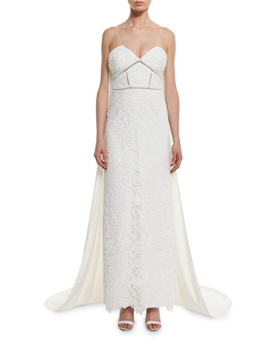 Self portrait clothing dresses jumpsuits at neiman marcus for Self portrait wedding dress