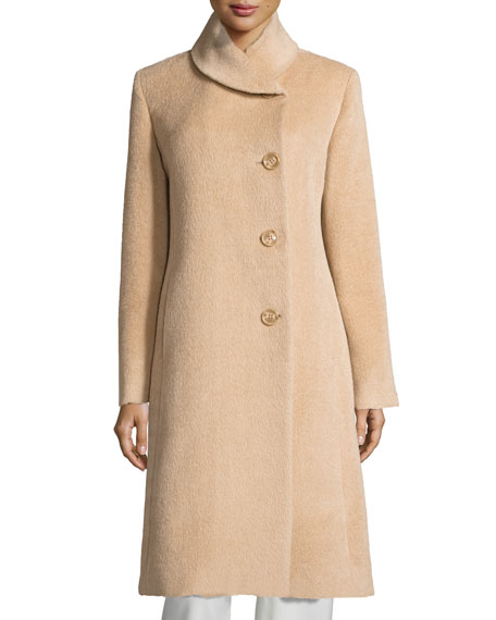 Alpaca coats for women