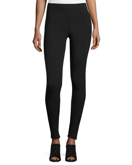 Full-Length Leggings, Black