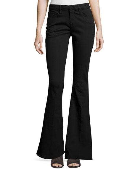 FRAME Le Bell Vian Flare-Leg Jeans, Vian