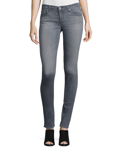 AG Legging Super Skinny 2 Year Jeans, Light