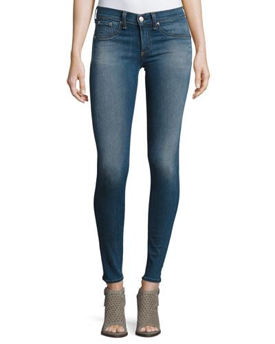 Mid-Rise Skinny Jeans, Redmond