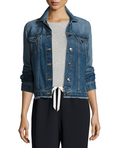 Bryndis Carlisle Denim Jacket