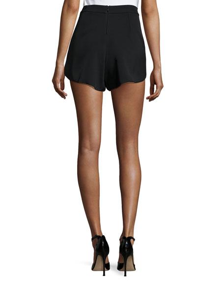 Vince Crepe Shorts