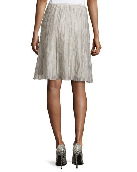 Plus Size Fluttery Batiste Flirt Skirt