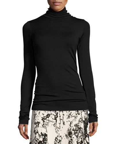 WMNS BASIC TURTLENECK