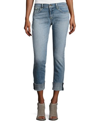 Dre Slim Boyfriend Jeans, Freemont