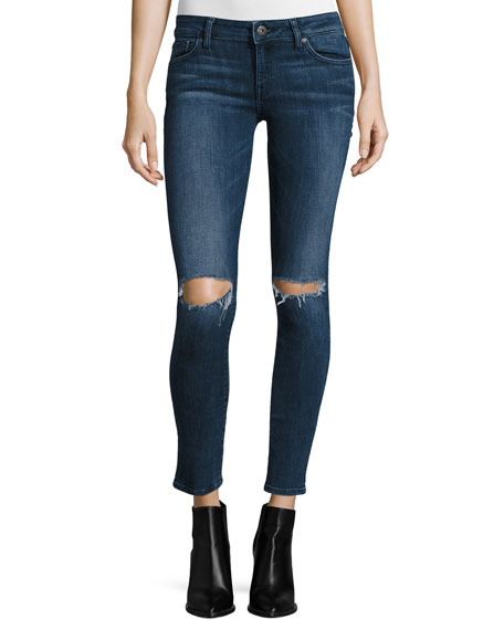 DL1961 Premium Denim Emma Ripped Power Legging Jeans,