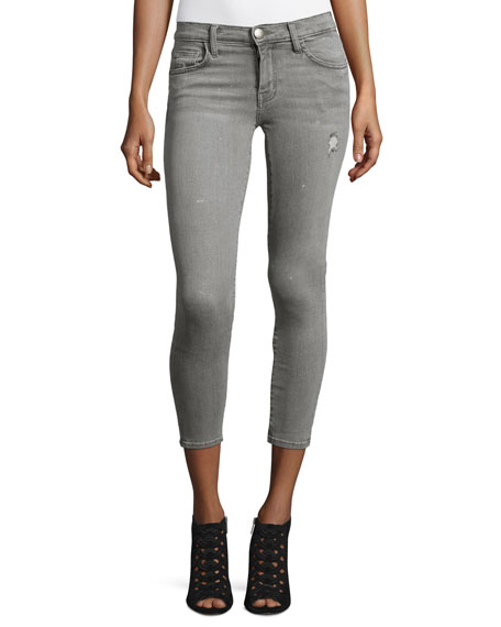 Current/Elliott The Stiletto Cropped Skinny Jeans, Sellwood