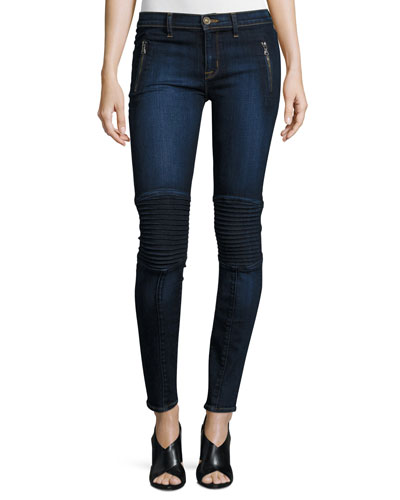 Stark Moto Skinny Jeans, Civilian