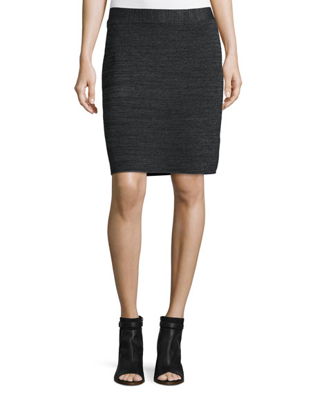 Eileen Fisher Tencel® Merino Pencil Skirt