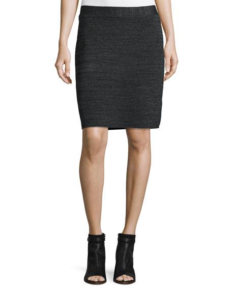 Eileen Fisher Tencel® Merino Pencil Skirt, Plus Size