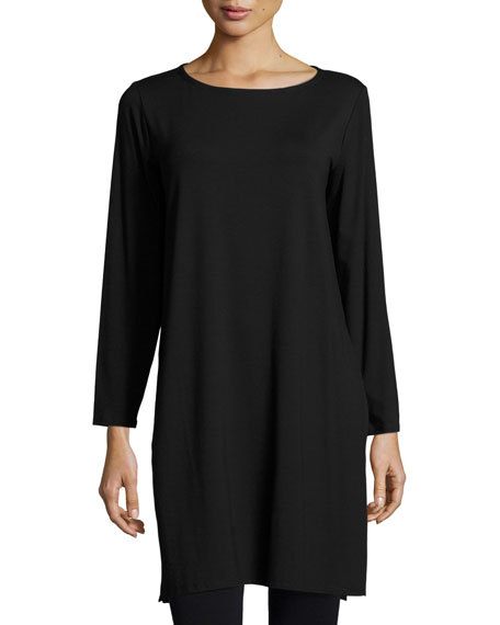 Eileen Fisher Lightweight Jersey Tunic