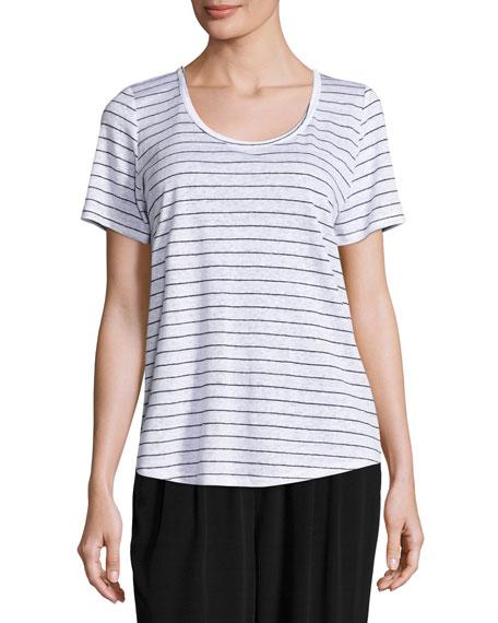 Eileen Fisher Shirtdress, Tee & Pants