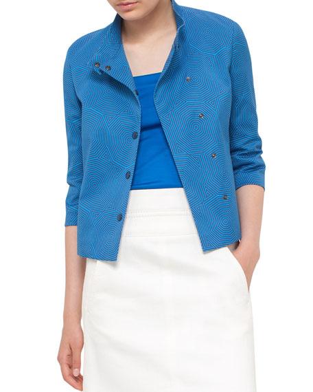 Akris punto Skirt, Jacket & Top