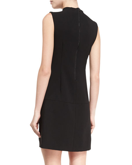Aris Drop-Waist Shift Dress