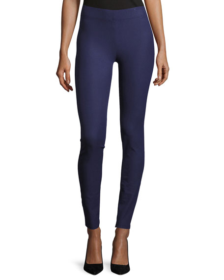 GABARDINE STRETCH LEGGING