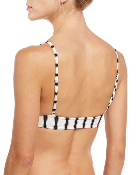 Sunday Stripes Daniela Swim Top