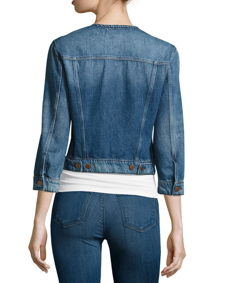Catesby Denim Jacket, Reform