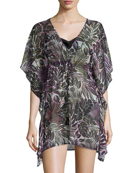 Tommy Bahama Lively Leaves Coverup