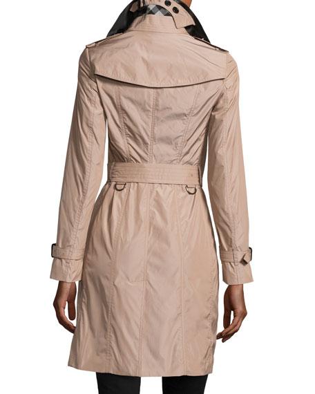 Sandringham Trench Coat, Beige