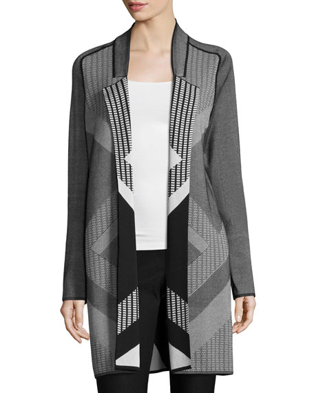 Frontline Reversible Knit Jacket