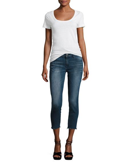 Florence Instasculpt Cropped Skinny Jeans, Stranded