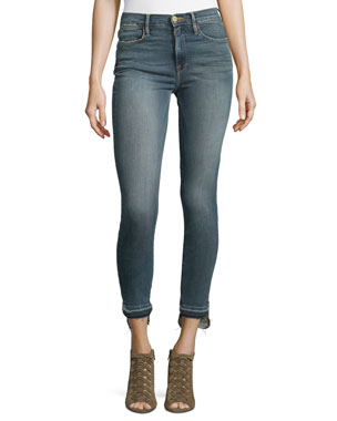 a27d27cebf Contemporary High-Rise Jeans at Neiman Marcus