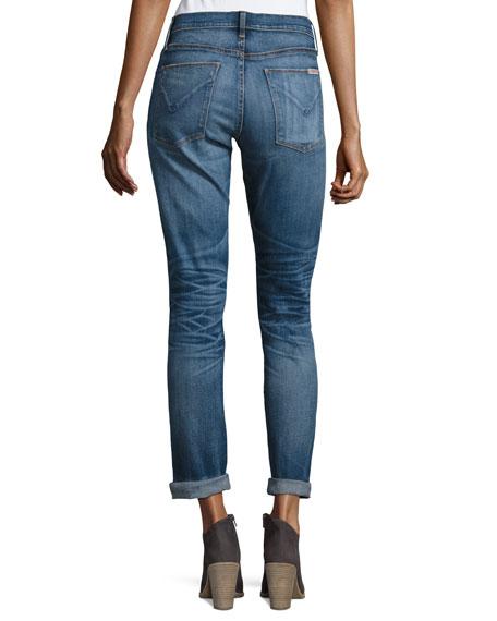 Riley Relaxed Straight-Leg Jeans, Disharmony