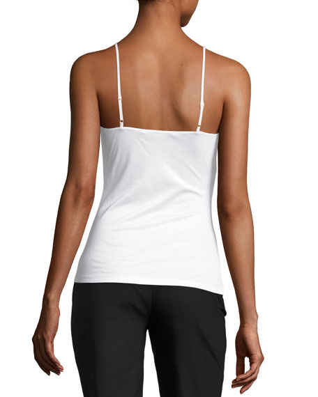 Camisole Tank Top, White