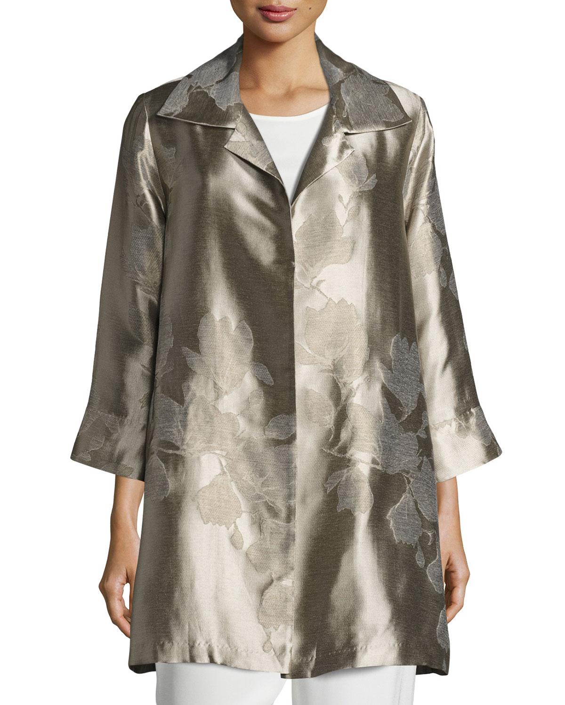 9818e924ce0 Caroline Rose Fine Vines Jacquard Party Jacket
