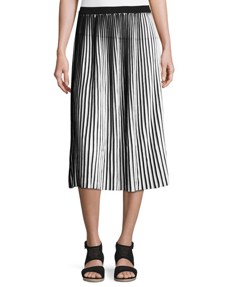 Lafayette 148 New York Halter Top & Skirt