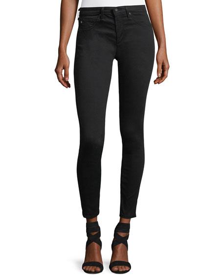 AG Legging Ankle Leatherette Light - Black
