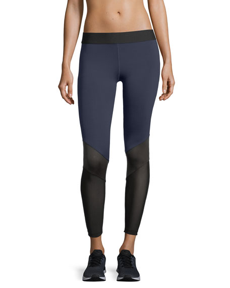 Heroine Sport Colorblock Cycling Leggings