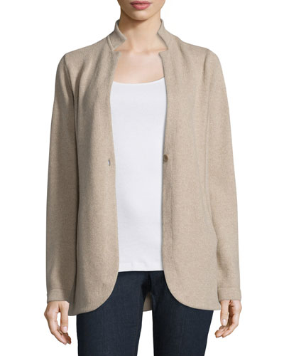 Fisher Project Recycled Cashmere Blazer